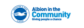 Albion in the Community Logo